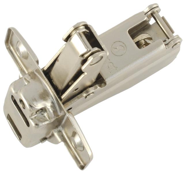Samet clip on hinge 180°