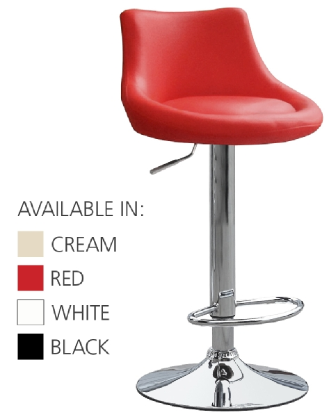 The Salinas kitchen bar stool