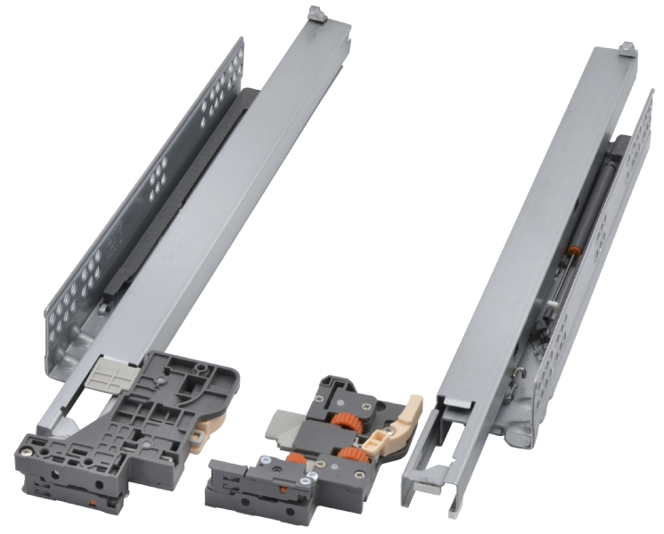 DTC undermount drawer slides