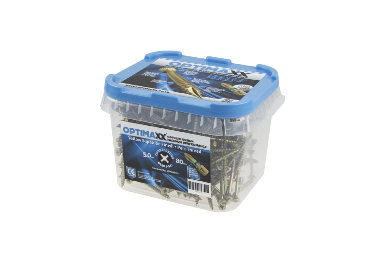 Optimaxx pozi screws M5 Maxxtub