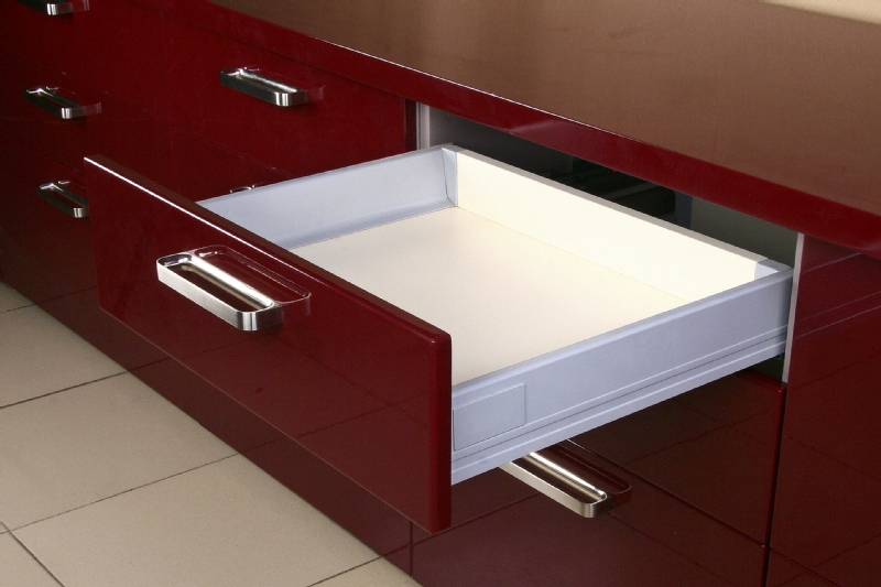 DTC soft close drawer